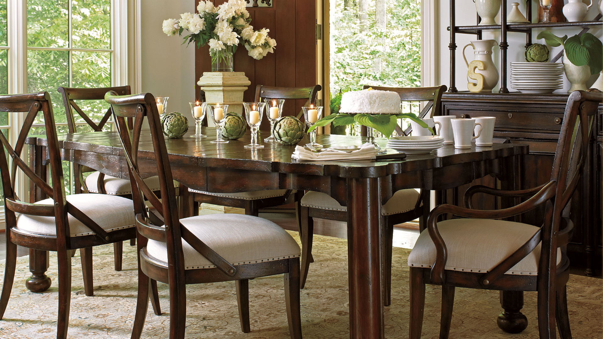 Awesome Stanley Dining Room Sets Gallery